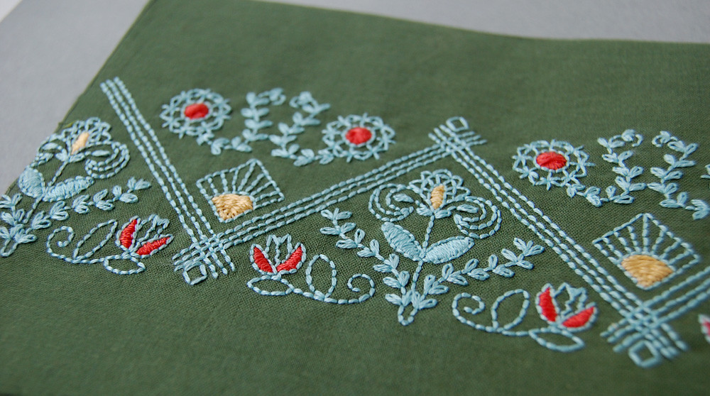 How To Trace Design On Cloth For Embroidery