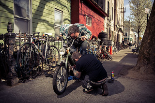 roadside repair | by Adam Lerner