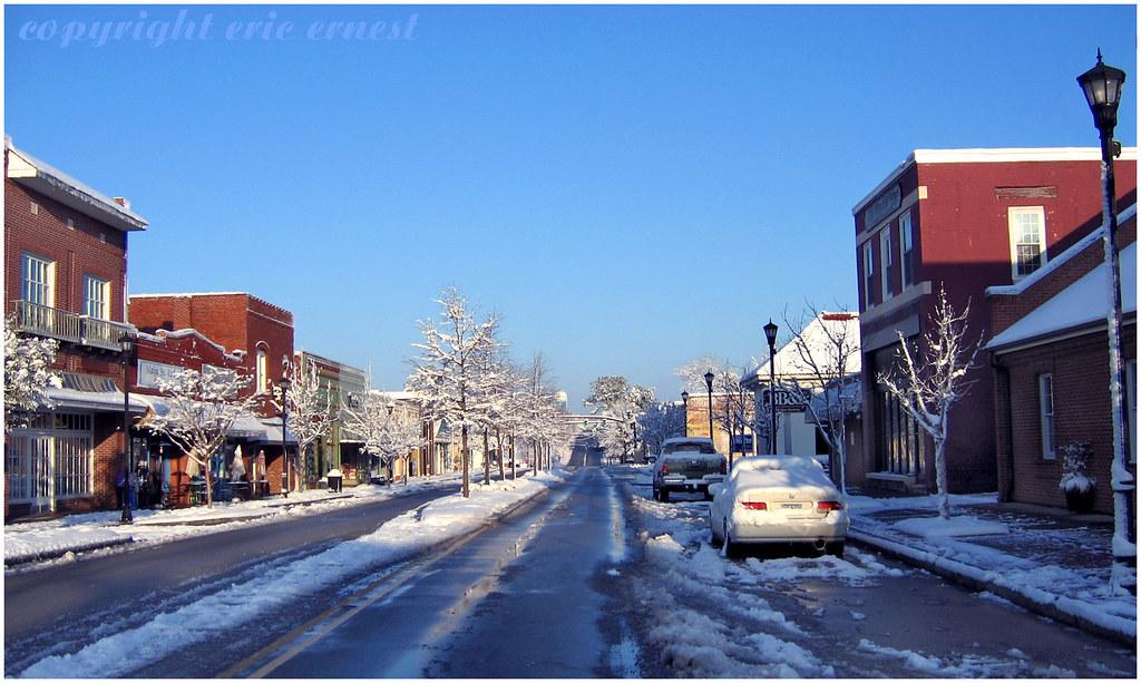 Main Street Lexington South Carolina Normally Traffic Is