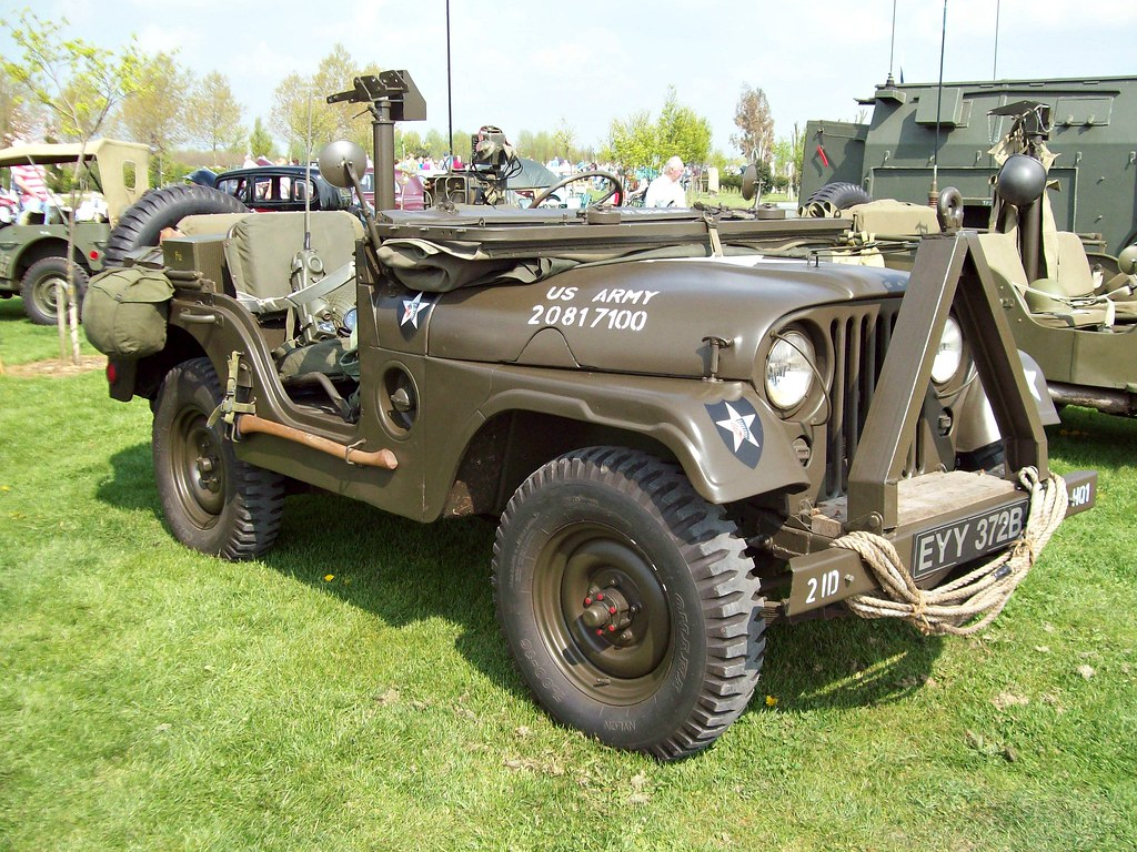 E Ea E B on Willys M38 Engine
