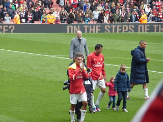 Van Persie, The Ox and Gibbs | by wonker