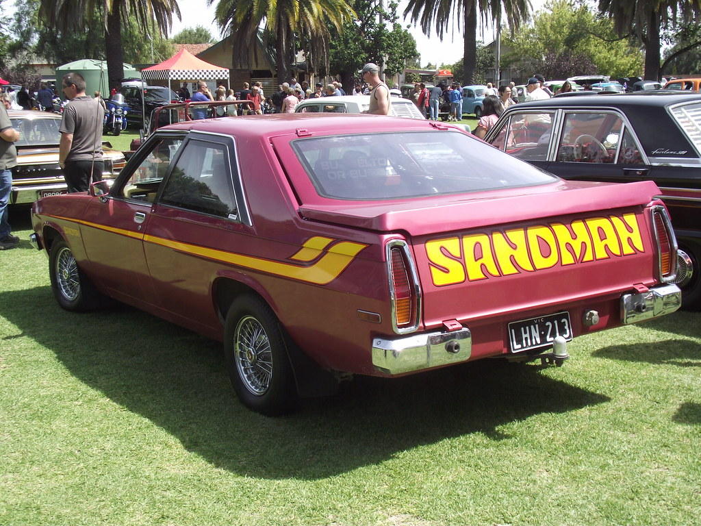 1977 Holden Hz Ute Fastback This One Took A Few People