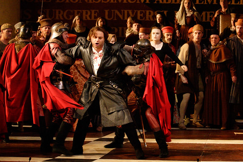 Joseph Calleja as Gabriele Adorno in Simon Boccanegra © Johan Persson/ROH 2010 | by Royal Opera House Covent Garden