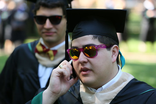 Graduate garb | by William & Mary Photos