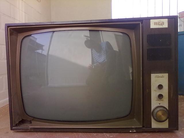 vintage rca television eBay