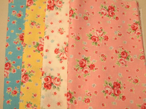 Lecien - Floral Collection, Flower Sugar | by sewsewnsew
