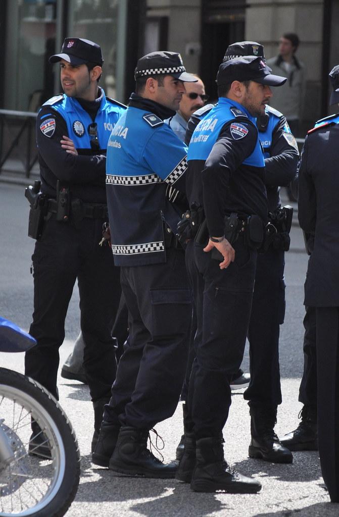 Polic a local san sebasti n de los reyes copsadmirer for Padel san sebastian de los reyes