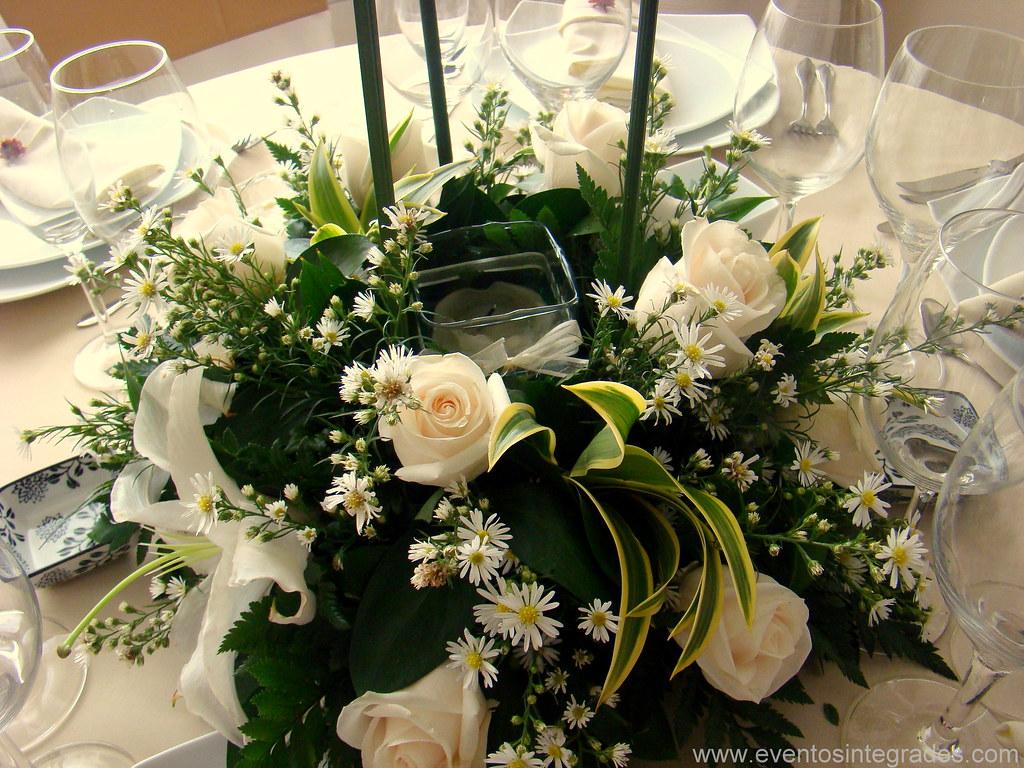 Arreglos florales para bodas decoraci n para bodas o for Arreglo de boda en jardin