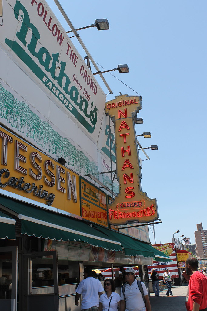 Nathans Coney Island Slow Carb Diet