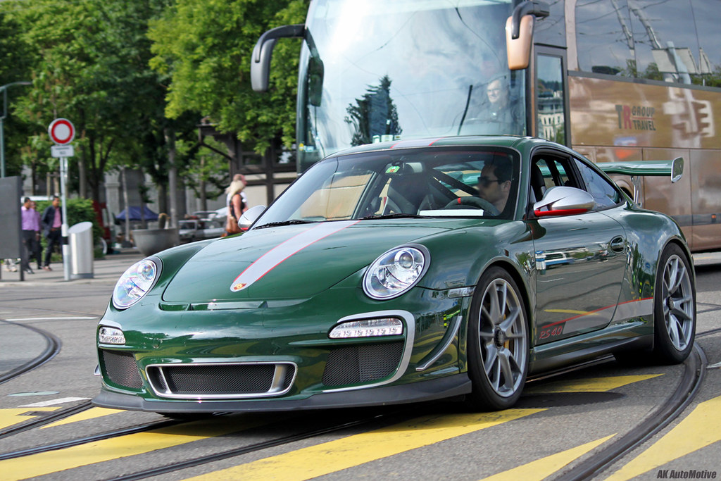 Great Green Gt3 Gt3 Rs 4 0 I Ve Seen White I Ve Seen Blac Flickr