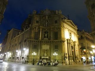 Palermo Piazza Vigliena