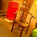 Empty Chair, Gerrard Street