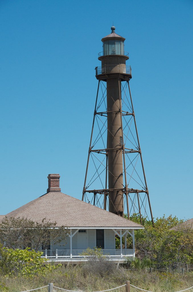 Sanibel Island Lighthouse The Sanibel Island Lighthouse