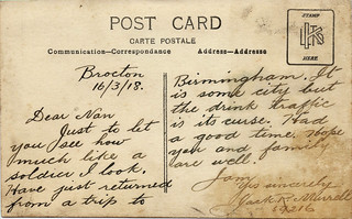 John Robert Murrell 14 September 1886 - 8 September 1918