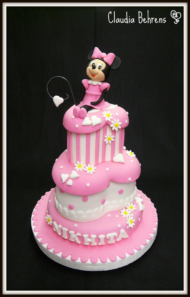 Minnie Cake Nikhita Claudia Behrens Claudia Behrens