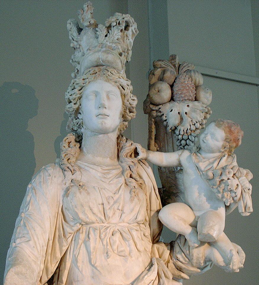 Greek God Of Good Fortune