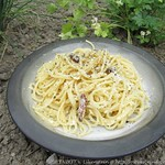 Spaghetti Carbonara - MAUS-Version