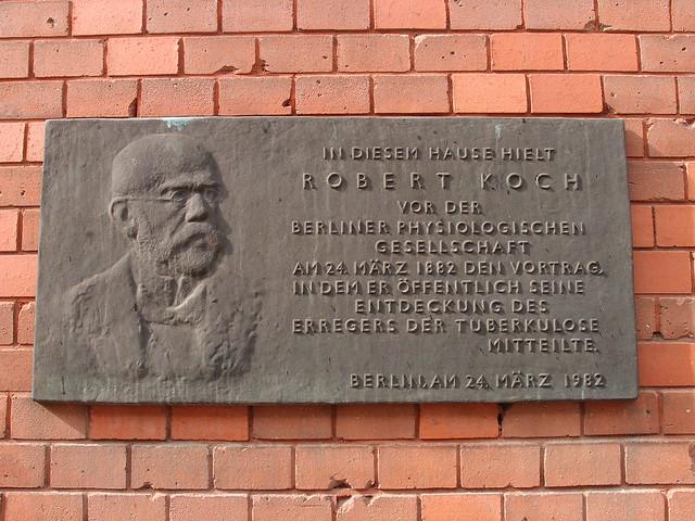 Robert Koch Nobelpreis