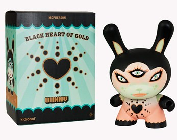 Black Heart of Gold Dunny | by camiondepompier