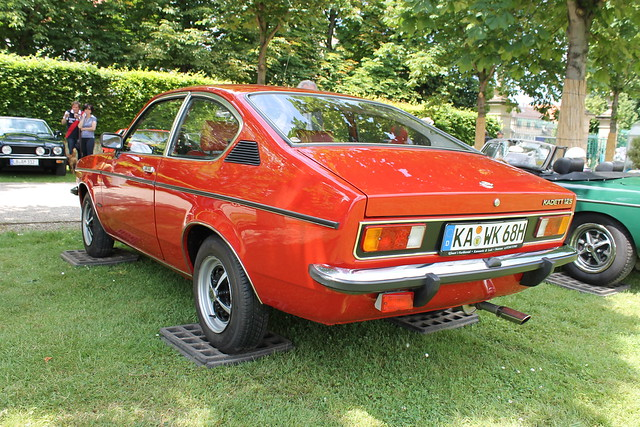 Opel kadett c coupe berlinetta 1978 flickr photo sharing - Opel manta berlinetta coupe ...