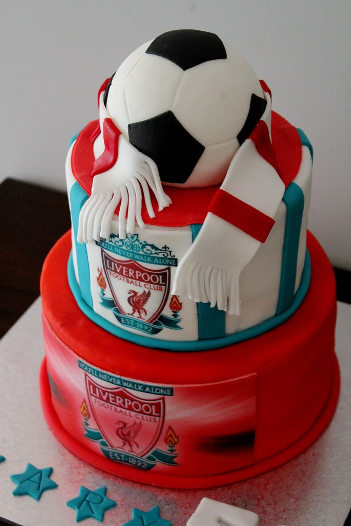 Soccer Birthday Cake Ideas