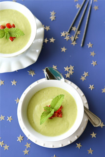 Chilled California Avocado Soup with Coconut Milk Recipe | by CookinCanuck