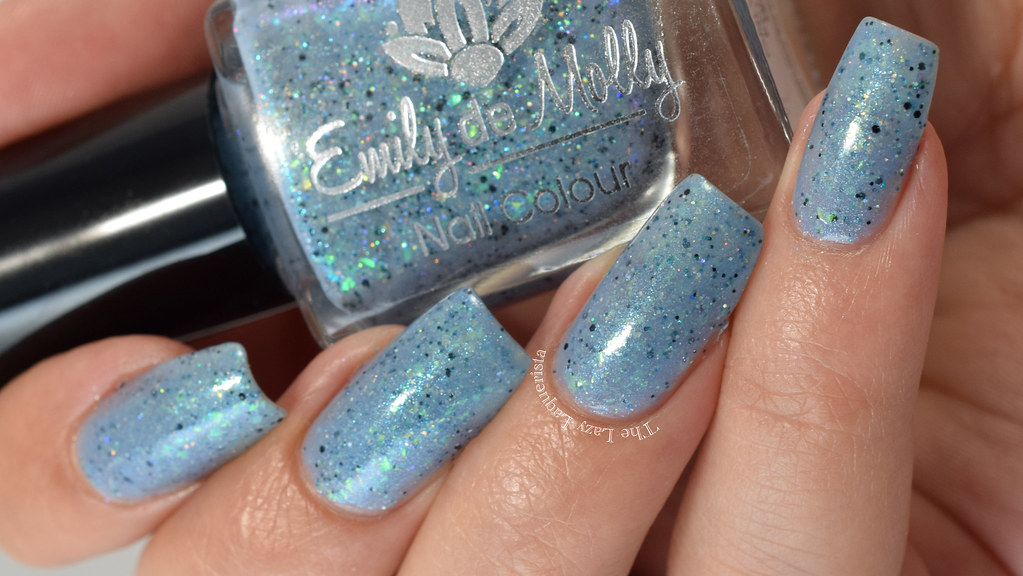 Emily De Molly Only An Echo Swatch