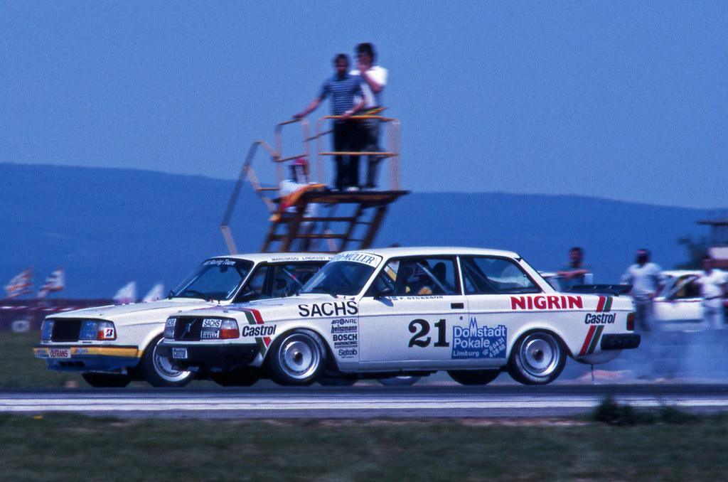 Volvo 240 Turbo Per Stureson Dtm 1985 Dtm Touring