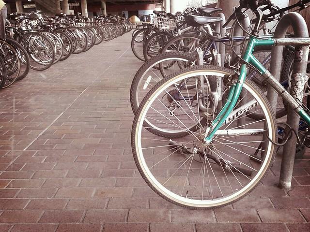 Bildrechte: Flickr Bikes Allen Holt CC BY 2.0 Bestimmte Rechte vorbehalten