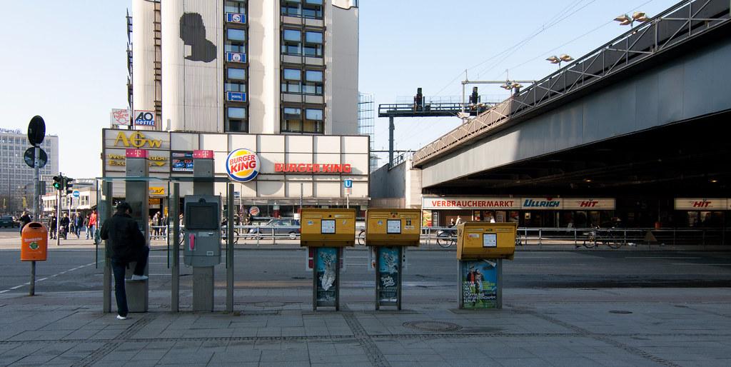 Berlin Kudamm Street near Berlins famous Kudamm right in ...