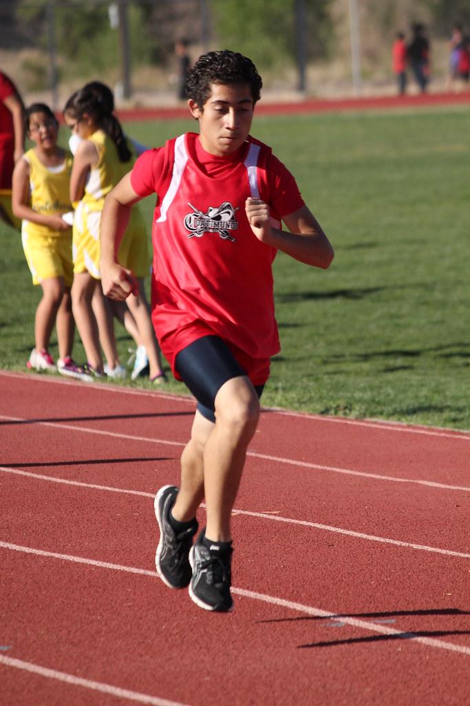 birmingham middle school track meet