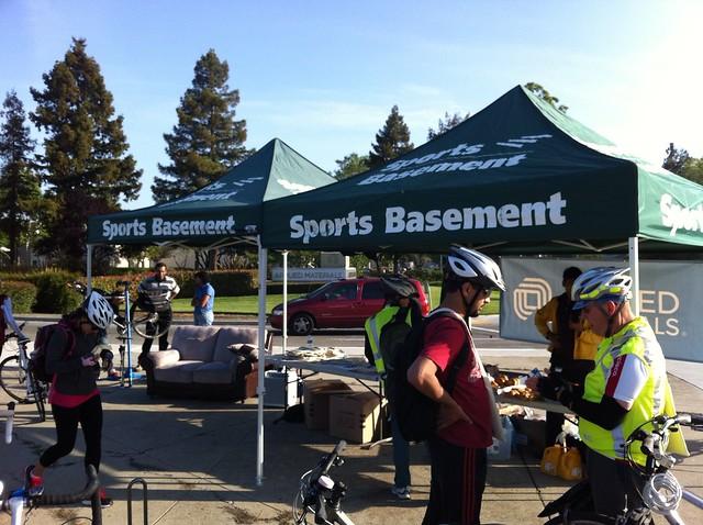 bike to work day at sports basement energizer station by naotoj