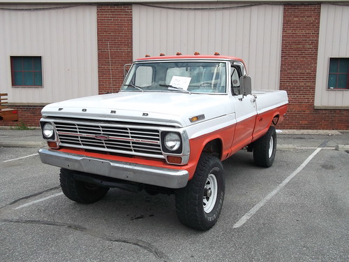 1969 Ford F250 Ranger Truck Flickr Photo Sharing