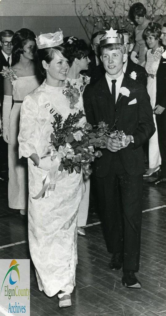 St Joseph S High School St Thomas Royal Couple 1967