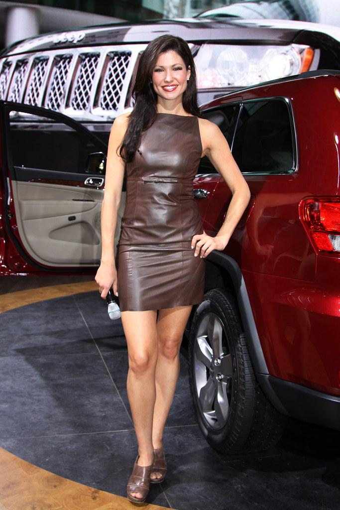 Auto Expo Ny >> Alison Fiori | Alison Fiori Her first major national TV expo… | Flickr