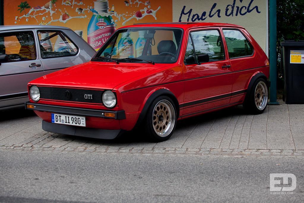 vw golf mk1 gti worthersee 2012 eurodubs com flickr. Black Bedroom Furniture Sets. Home Design Ideas