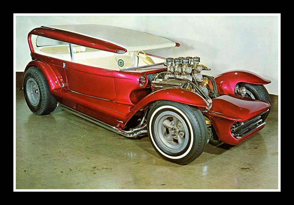 Dave Stuckey S Quot Lil Coffin Quot Show Car 1960 S Cosmo Lutz