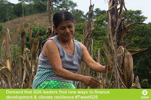 Innovative finance for development and climate resilience | by Oxfam International
