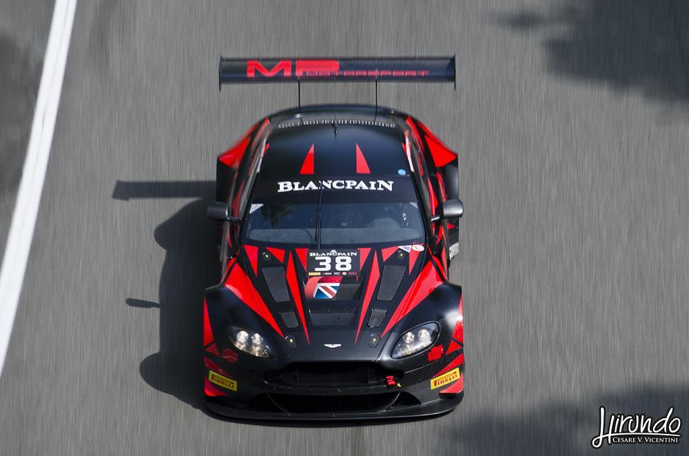 Blancpain Endurance Series 2014 Mp Motorsport Amr Rich