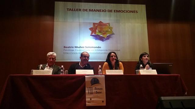 """AionSur 26849613951_5862a35969_z_d Francisco Moreno: """"Los recortes de la crisis se han aliviado, ya son historia los contratos médicos al 75% de la jornada"""" Salud"""