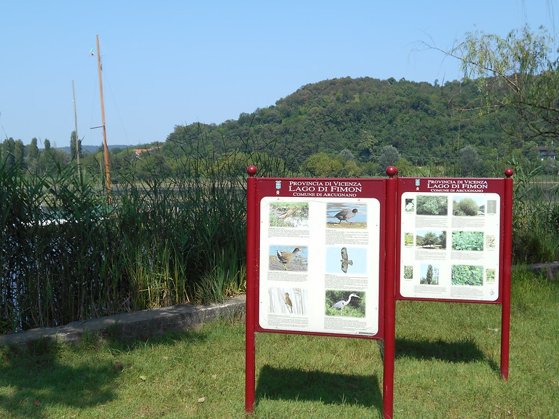 lago di Fimon,  Arcugnano, Vicenza