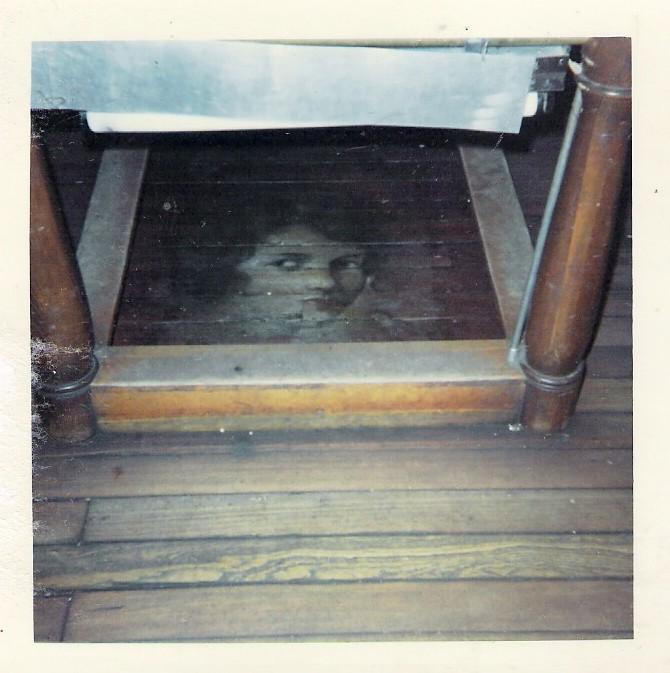 Central City Colorado 1970s Face On The Barroom Floor