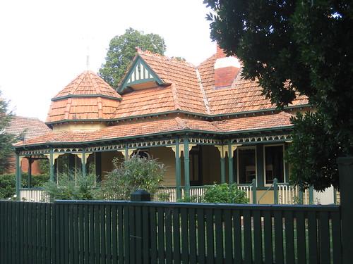 A Queen Anne Style Villa - Ballarat