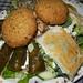 Spanikopita @ Alpha & Omega Greek Cuisine