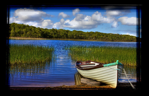 Lough Conn, Pontoon [EXPLORED] | by Nicola Lee Photography