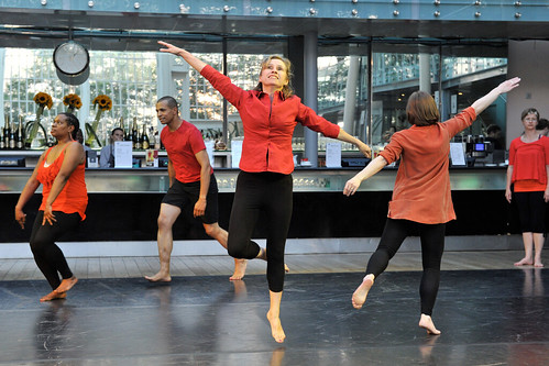 A dance workshop with Royal Opera House Learning © Brian Slater/ROH 2012 | by Royal Opera House Covent Garden