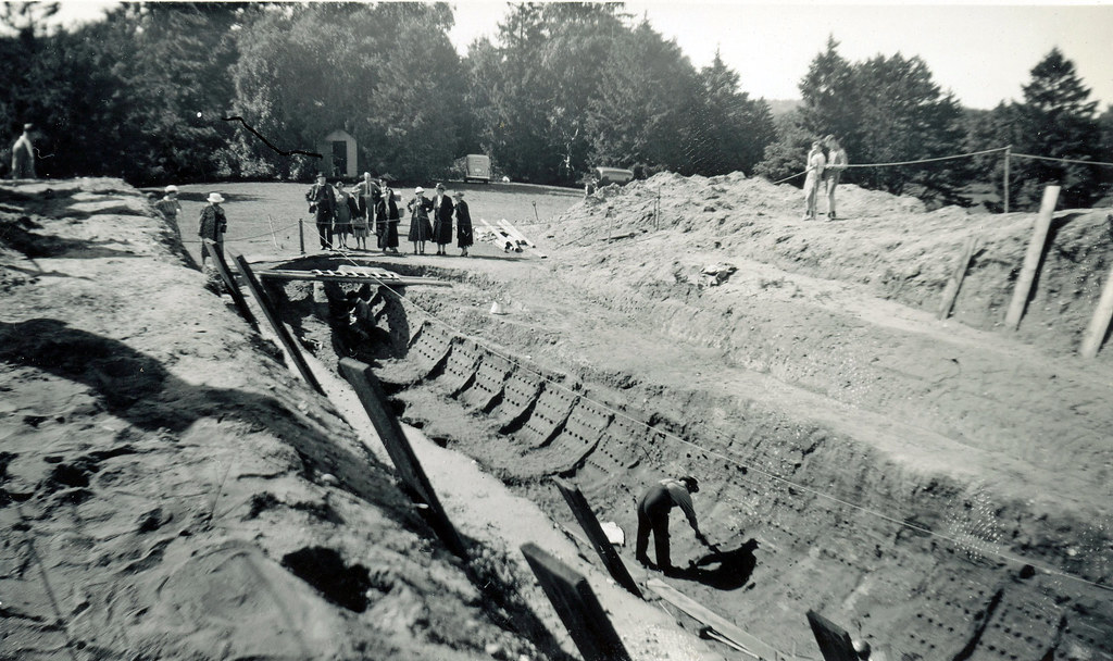 The Excavation of the Sutton Hoo Ship-burial