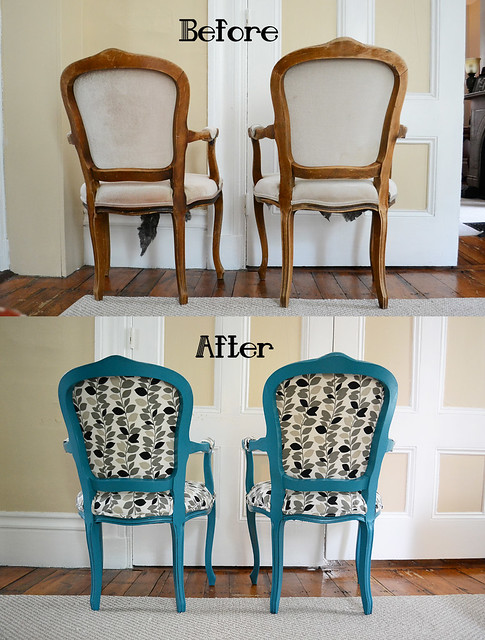 Craigslist DIY Chair Makeover Painted Glazed and  : 7356274664f133780fefz from www.flickr.com size 379 x 500 jpeg 143kB