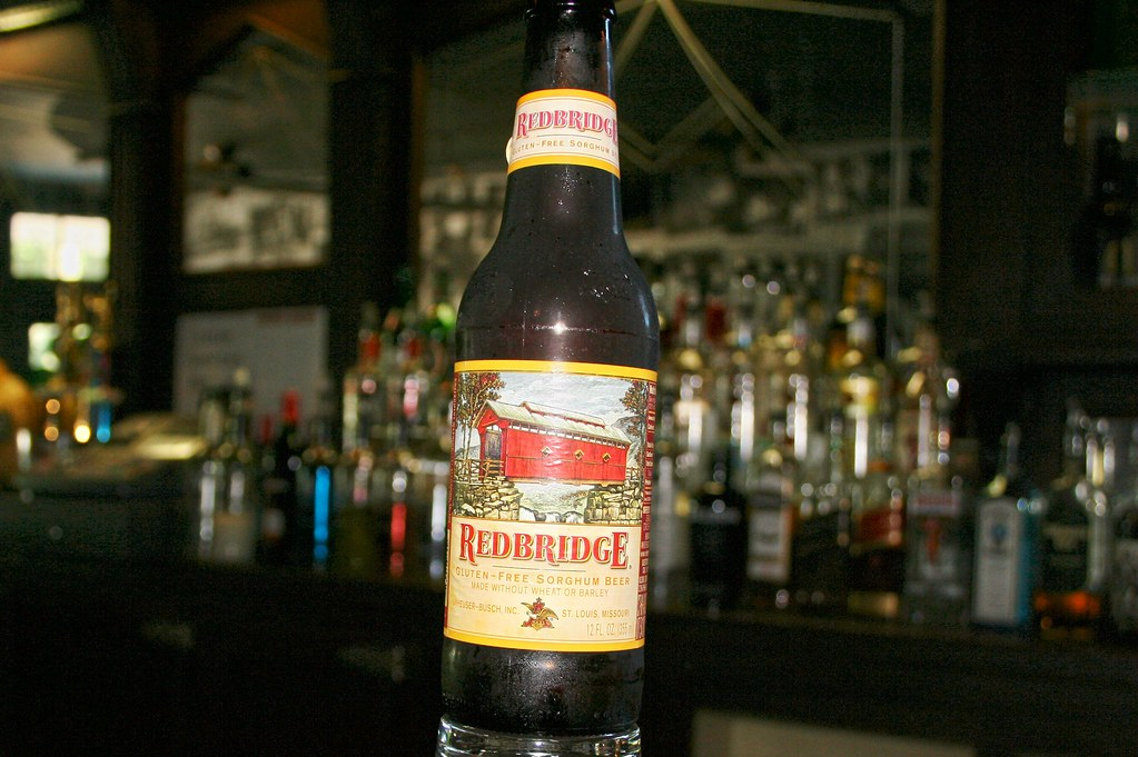 Redbridge Gluten Free Sorghum Beer Red Bridge Gluten Free Beer at