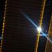 Peeking Through a Panel (NASA, International Space Station, 06/06/12)